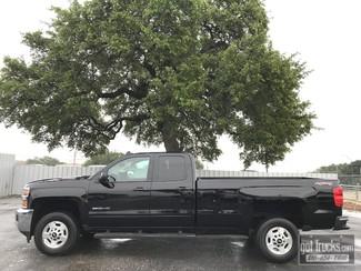2015 Chevrolet Silverado 2500HD Double Cab LT 6.6L Duramax Diesel 4X4 in San Antonio Texas