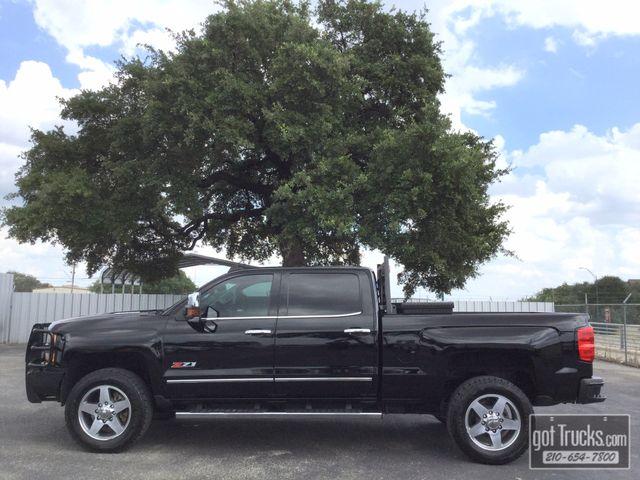 2015 Chevrolet Silverado 2500HD Crew Cab LTZ Z71 6.6L Duramax Diesel 4X4 | American Auto Brokers San Antonio, TX in San Antonio Texas