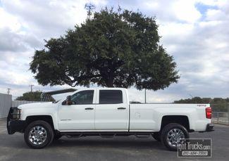 2015 Chevrolet Silverado 2500HD Crew Cab Work Truck 6.6L Duramax Diesel 4X4 | American Auto Brokers San Antonio, TX in San Antonio Texas