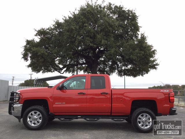 2015 Chevrolet Silverado 2500HD Crew Cab LT Z71 6.6L Duramax Turbo Diesel 4X4 | American Auto Brokers San Antonio, TX in San Antonio Texas