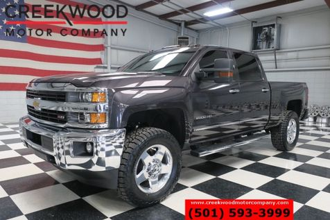 2015 Chevrolet Silverado 2500HD LTZ 4x4 Diesel Chrome 20s New Tires Leather Nav  in Searcy, AR