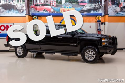 2015 Chevrolet Silverado 3500HD LTZ 4X4 in Addison