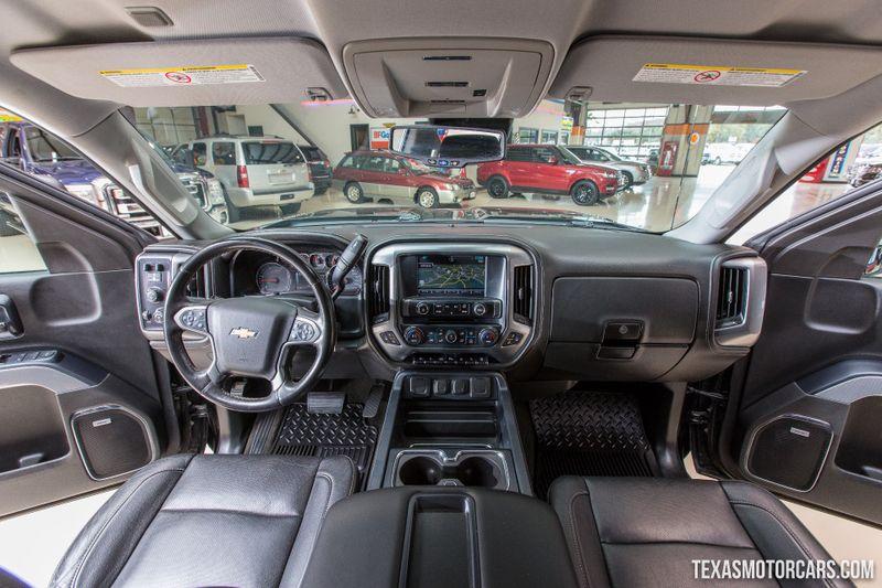 2015 Chevrolet Silverado 3500HD LTZ 4X4  in Addison, Texas