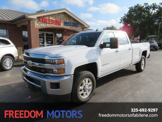 2015 Chevrolet Silverado 3500HD 4x4 LT | Abilene, Texas | Freedom Motors  in Abilene,Tx Texas