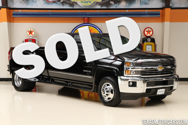 2015 Chevrolet Silverado 3500HD Built LTZ This Carfax 1-Owner 2015 Chevrolet Silverado 3500HD LTZ