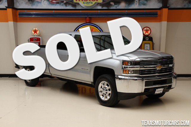 2015 Chevrolet Silverado 3500HD Built Work Truck Financing is available with rates as low as 29