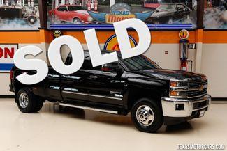 2015 Chevrolet Silverado 3500HD Built After Aug 14 in Addison, Texas