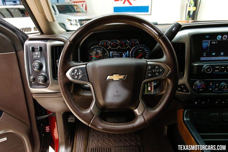 2015 Chevrolet Silverado 3500HD 4x4 - Built After Aug 14 LTZ  in Addison, Texas