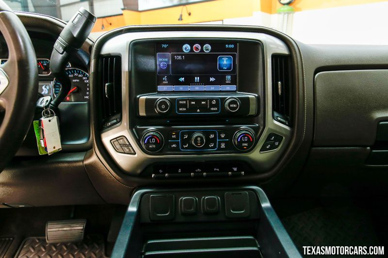2015 Chevrolet Silverado 3500HD Built After Aug 14 LTZ  in Addison, Texas