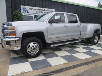 2015 Chevrolet Silverado 3500HD Built After Aug 14 LTZ Charlotte-Matthews, North Carolina