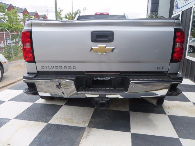 2015 Chevrolet Silverado 3500HD Built After Aug 14 LTZ Charlotte-Matthews, North Carolina 23