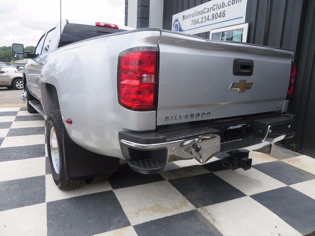 2015 Chevrolet Silverado 3500HD Built After Aug 14 LTZ Charlotte-Matthews, North Carolina 24
