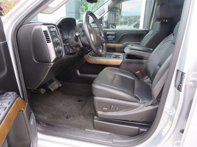 2015 Chevrolet Silverado 3500HD Built After Aug 14 LTZ Charlotte-Matthews, North Carolina 6