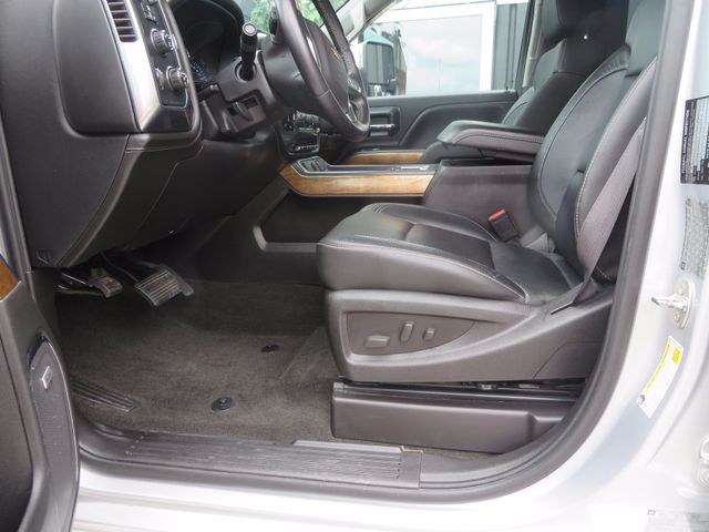 2015 Chevrolet Silverado 3500HD Built After Aug 14 LTZ Charlotte-Matthews, North Carolina 7
