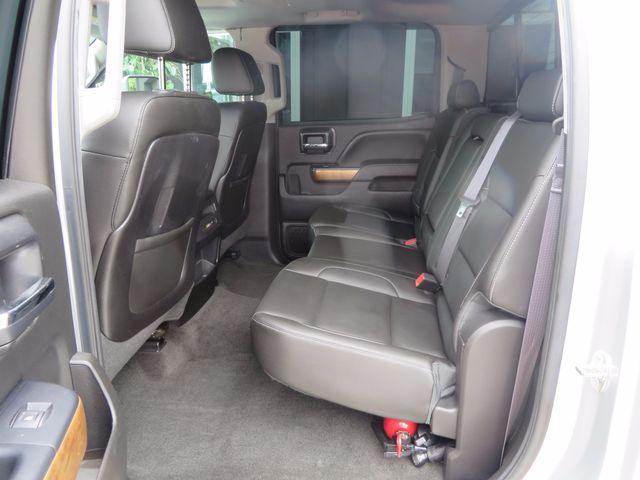 2015 Chevrolet Silverado 3500HD Built After Aug 14 LTZ Charlotte-Matthews, North Carolina 8