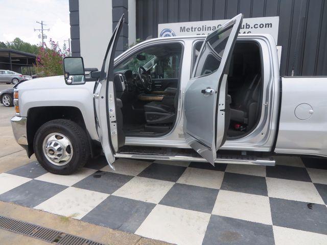 2015 Chevrolet Silverado 3500HD Built After Aug 14 LTZ Charlotte-Matthews, North Carolina 9