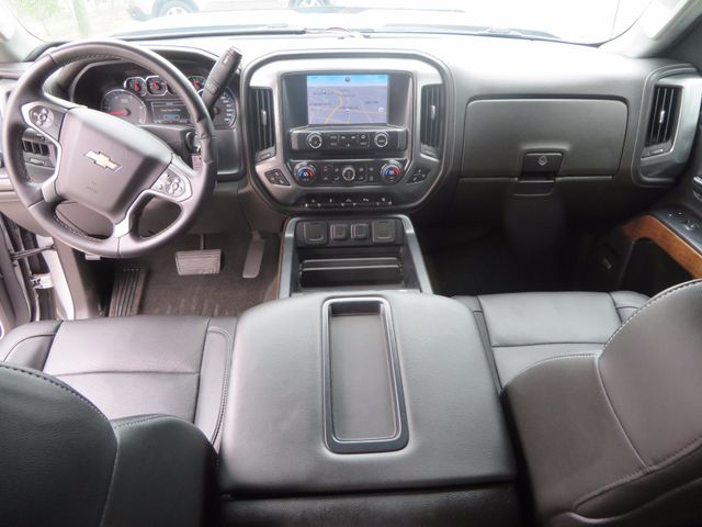 2015 Chevrolet Silverado 3500HD Built After Aug 14 LTZ Charlotte-Matthews, North Carolina 14