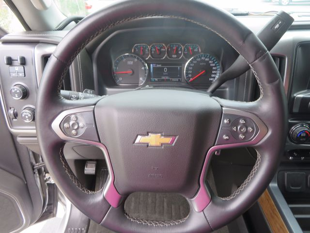 2015 Chevrolet Silverado 3500HD Built After Aug 14 LTZ Charlotte-Matthews, North Carolina 30