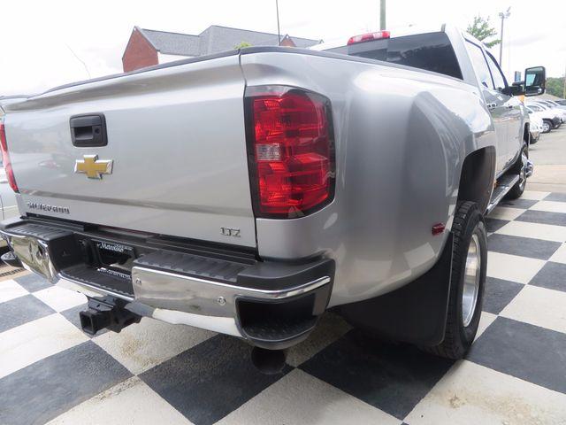 2015 Chevrolet Silverado 3500HD Built After Aug 14 LTZ Charlotte-Matthews, North Carolina 21