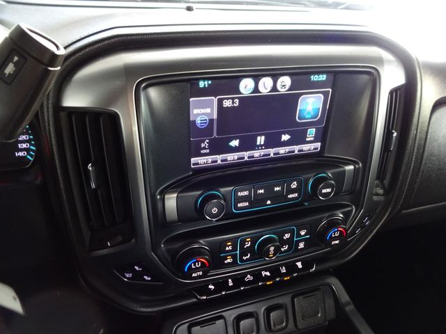 2015 Chevrolet Silverado 3500HD Built After Aug 14 LTZ Corpus Christi, Texas 41