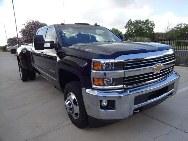 2015 Chevrolet Silverado 3500HD Built After Aug 14 LTZ Corpus Christi, Texas 1