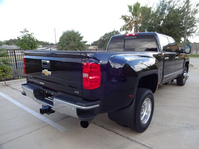 2015 Chevrolet Silverado 3500HD Built After Aug 14 LTZ Corpus Christi, Texas 3