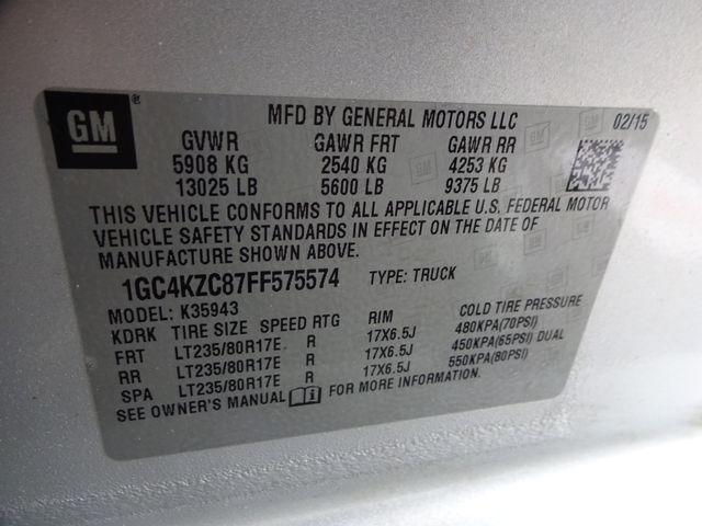 2015 Chevrolet Silverado 3500HD LT Corpus Christi, Texas 44