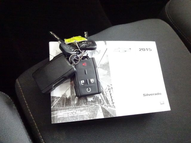 2015 Chevrolet Silverado 3500HD LT Corpus Christi, Texas 42