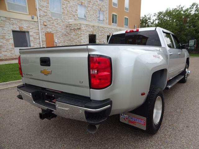 2015 Chevrolet Silverado 3500HD LT Corpus Christi, Texas 3