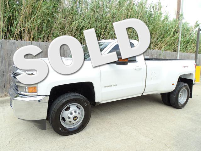 2015 Chevrolet Silverado 3500HD Built After Aug 14 Work Truck Corpus Christi, Texas 0