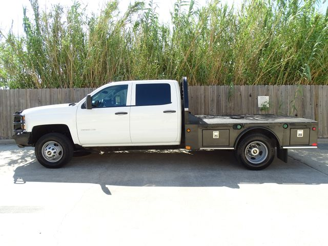 2015 Chevrolet Silverado 3500HD Flat Bed Work Truck Corpus Christi, Texas 4