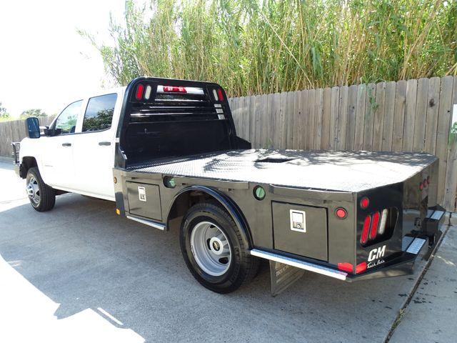 2015 Chevrolet Silverado 3500HD Flat Bed Work Truck Corpus Christi, Texas 2