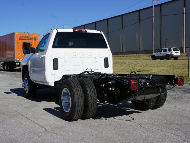2015 Chevrolet Silverado 3500HD Built After Aug 14 LT Harrison, Arkansas 1
