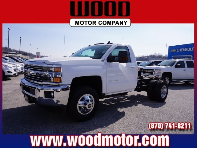 2015 Chevrolet Silverado 3500HD Built After Aug 14 LT Harrison, Arkansas 0