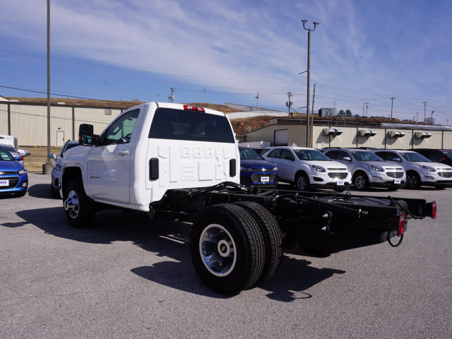 2015 Chevrolet Silverado 3500HD Built After Aug 14 LT Harrison, Arkansas 1