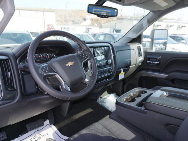 2015 Chevrolet Silverado 3500HD Built After Aug 14 LT Harrison, Arkansas 4