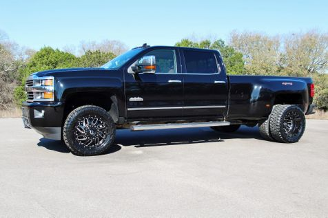 2015 Chevrolet Silverado 3500HD Built After Aug 14 High Country in Liberty Hill , TX