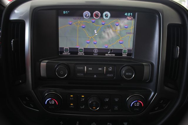 2015 Chevrolet Silverado 3500HD Built After Aug 14 LTZ PLUS Crew Cab Long Bed RWD - NAVIGATION! Mooresville , NC 4