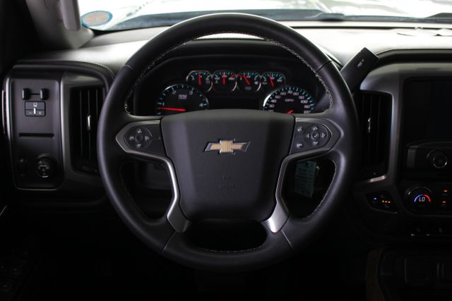 2015 Chevrolet Silverado 3500HD Built After Aug 14 LTZ PLUS Crew Cab Long Bed RWD - NAVIGATION! Mooresville , NC 5