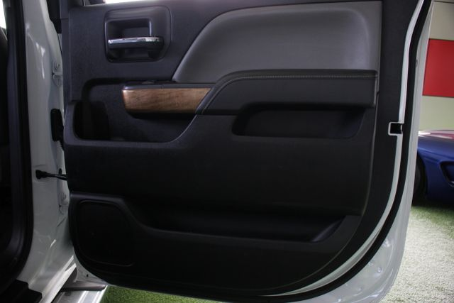 2015 Chevrolet Silverado 3500HD Built After Aug 14 LTZ PLUS Crew Cab Long Bed RWD - NAVIGATION! Mooresville , NC 38