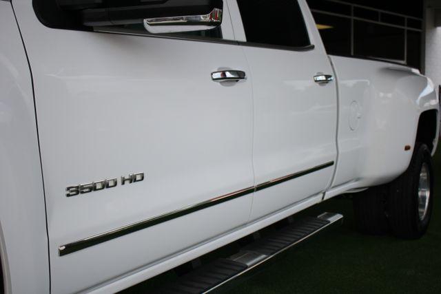 2015 Chevrolet Silverado 3500HD Built After Aug 14 LTZ PLUS Crew Cab Long Bed RWD - NAVIGATION! Mooresville , NC 25