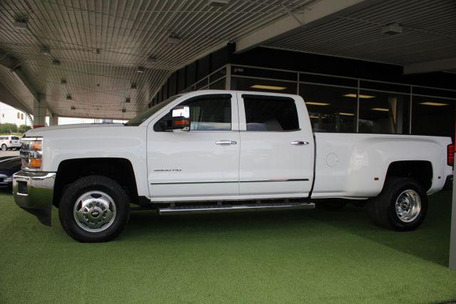 2015 Chevrolet Silverado 3500HD Built After Aug 14 LTZ PLUS Crew Cab Long Bed RWD - NAVIGATION! Mooresville , NC 14