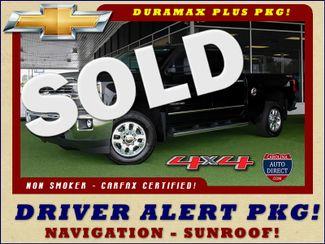 2015 Chevrolet Silverado 3500HD Built After Aug 14 LTZ PLUS Crew Cab 4x4 - DRIVER ALERT PKG! Mooresville , NC
