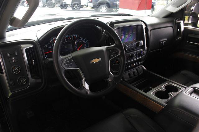 2015 Chevrolet Silverado 3500HD Built After Aug 14 LTZ PLUS Crew Cab 4x4 - DRIVER ALERT PKG! Mooresville , NC 31