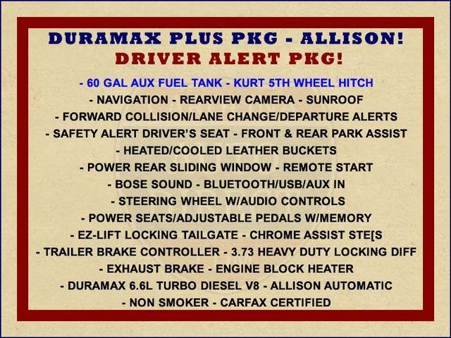2015 Chevrolet Silverado 3500HD Built After Aug 14 LTZ PLUS Crew Cab 4x4 - DRIVER ALERT PKG! Mooresville , NC 1