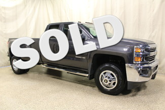2015 Chevrolet Silverado 3500HD Built After Aug 14 LT Roscoe, Illinois