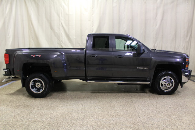 2015 Chevrolet Silverado 3500HD Built After Aug 14 LT Roscoe, Illinois 1