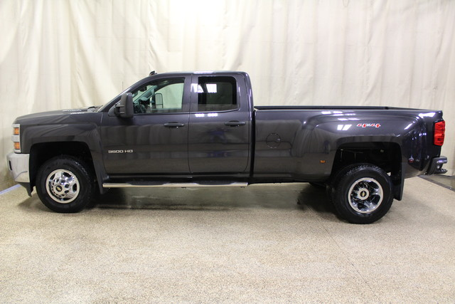 2015 Chevrolet Silverado 3500HD Built After Aug 14 LT Roscoe, Illinois 2