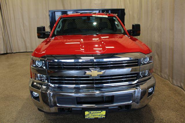 2015 Chevrolet Silverado 3500HD Built After Aug 14 LT Roscoe, Illinois 3