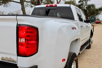 2015 Chevrolet Silverado 3500 HD DRW High Country Crew Cab 4X4 6.6L Duramax Diesel Allison Auto LOADED Sealy, Texas 10